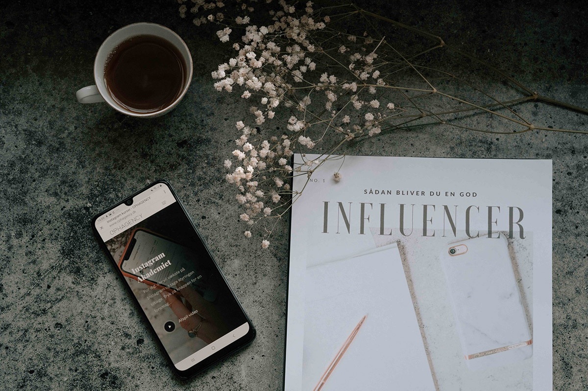 NYHED! Danmarks første influencer kursus: Influencer Akademiet